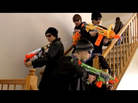 Nerf Socom Episode 18 – Above Johnson