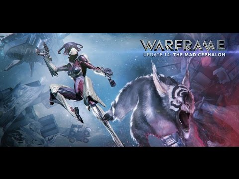 Warframe: Update 14 Overview | MAD Cephalon | Mirage | AkZani | Silva & Aegis