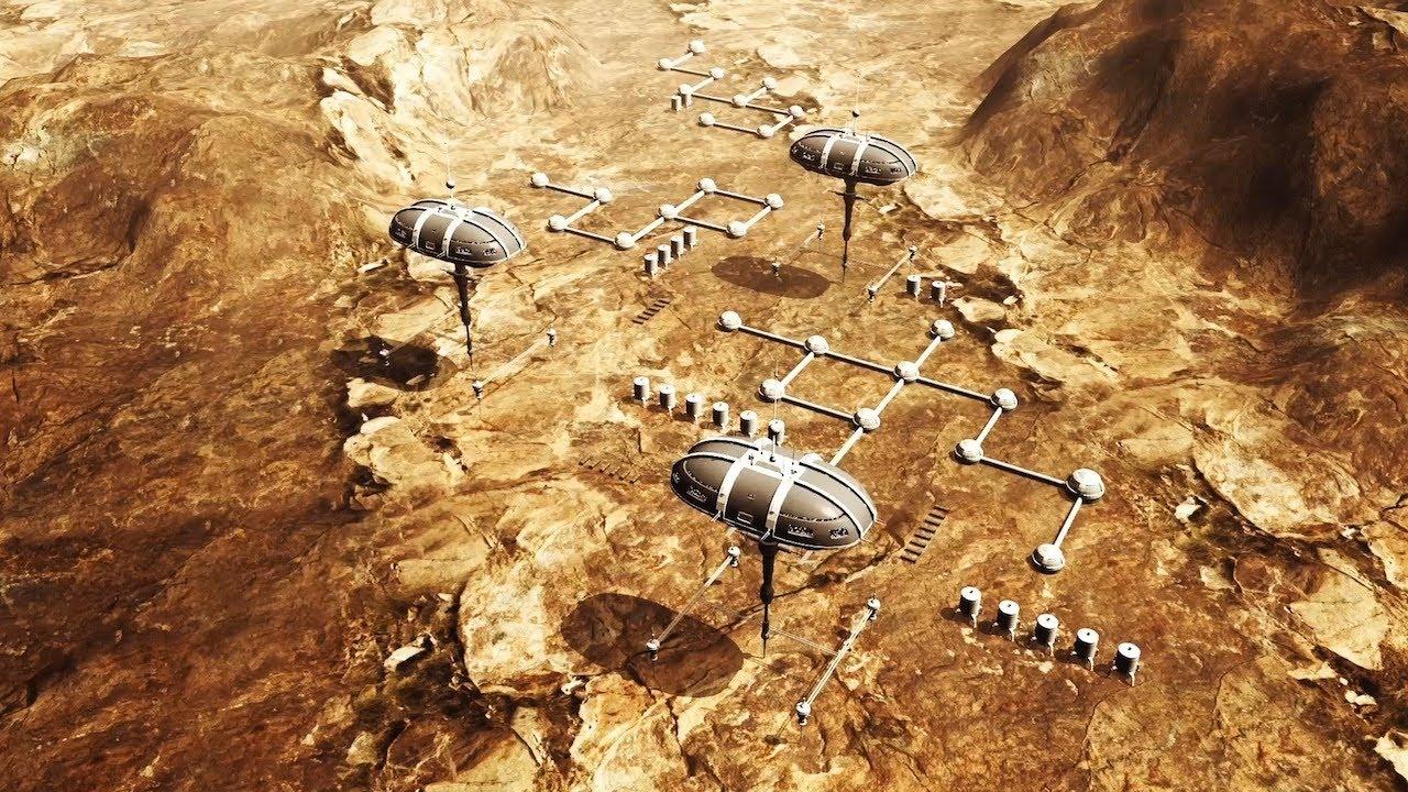 Horníci na asteroidech? Mikrobi!