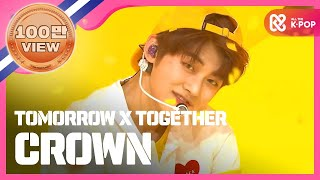 Video Show Champion EP.307 TOMORROW X TOGETHER - CROWN MP3, 3GP, MP4, WEBM, AVI, FLV Maret 2019