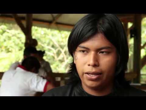 Manifiesto indígena térraba: Pablo Nájera