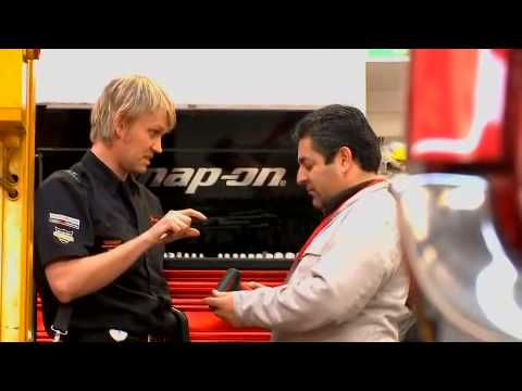 A day in the life of a Snap-on Tools franchisee