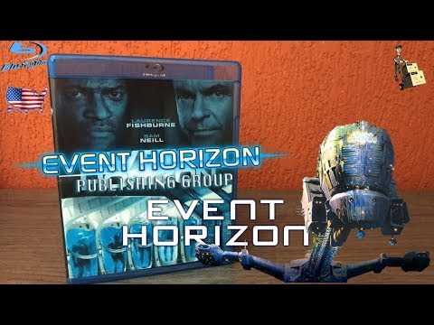 Blu-ray Event Horizon O Enigma Do Horizonte [importado]