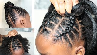 Video I HAVE ALWAYS WANTED TO TRY THIS PINTREST HAIRSTYLE MP3, 3GP, MP4, WEBM, AVI, FLV Juli 2019
