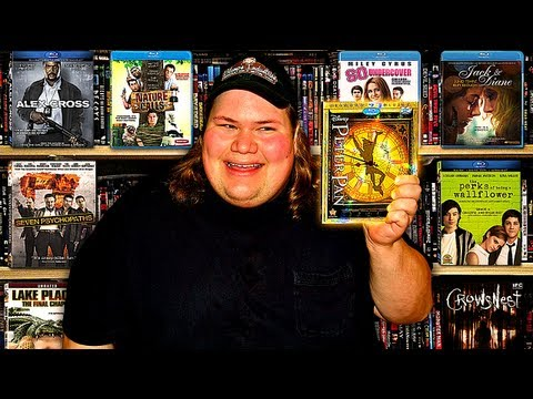 My Blu-ray Collection Update 1/26/13 : Blu ray and Dvd Movie Reviews