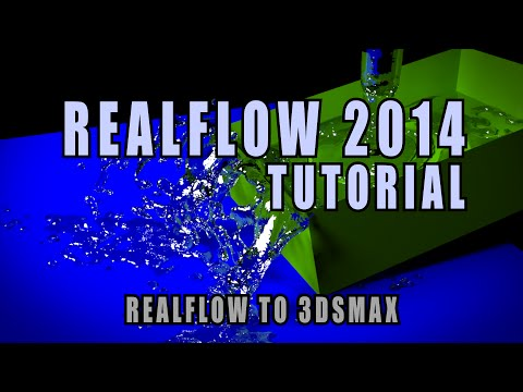 3dsmax - Realflow Tutorial For Beginners - How To Export From Realflow To 3dsmax In this easy to follow Realflow tutorial for beginners I show you how to export your ...