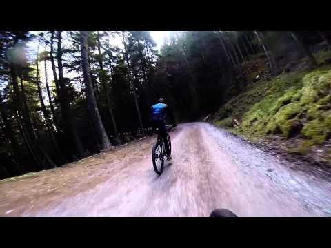Team Serles - Koppeneck Downhill (видео)