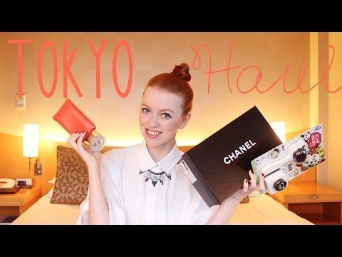 #TTTRAVEL in Japan: Tokyo Haul! (Chanel, Washi Tape, Bento, Uniqlo)