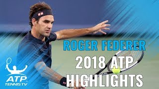 Video ROGER FEDERER: 2018 ATP Highlight Reel MP3, 3GP, MP4, WEBM, AVI, FLV Maret 2019