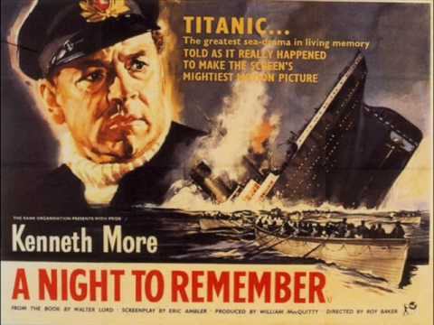 A Night To Remember (1958) Main Title