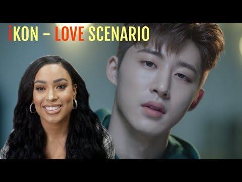 Video iKON - LOVE SCENARIO MV REACTION download in MP3, 3GP, MP4, WEBM, AVI, FLV January 2017