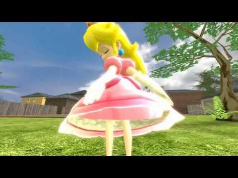 Princess Peach Farts