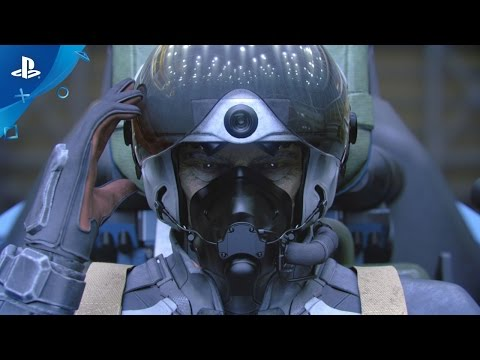 Ace Combat 7: Skies Unknown - PlayStation Experience 2016 Trailer | PS4, PSVR