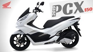 5. BEST MOTORCYLE 2019 NEW Honda PCX 150 - TOP FEATURE Honda PCX 150