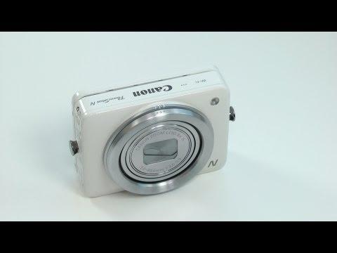 Canon PowerShot N Full Review - TechCentury