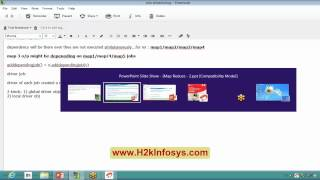 Big Data Hadoop Training | Hadoop Big Data Job Scheduling (part 2) Tutorial 14 | H2kInfosys