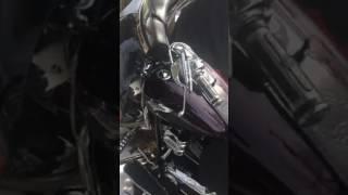 10. 2007 Harley Davidson softail deluxe