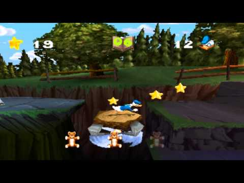 Donald Couak Attack ?*! Nintendo 64
