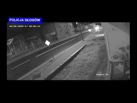 Wideo: Poszukiwani świadkowie zdarzenia drogowego
