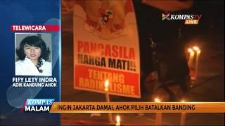 Video Ingin Jakarta Damai, Ahok Pilih Batalkan Banding MP3, 3GP, MP4, WEBM, AVI, FLV Mei 2017
