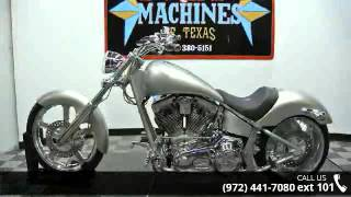6. 2006 American IronHorse Outlaw  - Dream Machines of Texas...