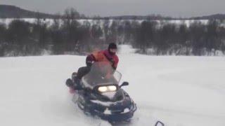 3. Ski-Do EXPEDITION TUV V-800 4-TEC