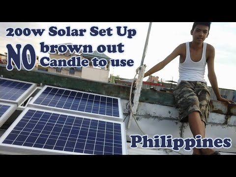Solar Power Philippines 2014