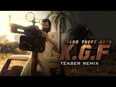 GTA 5 - KGF : Chapter 2 - Teaser Remix