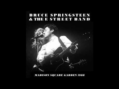 Bruce Springsteen--One Step Up (MSG, 1988)