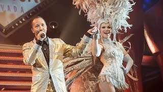 DJ BoBo - DANCING LAS VEGAS TOUR - There Is A Party (Dancing Las Vegas DVD: Track 27/28)