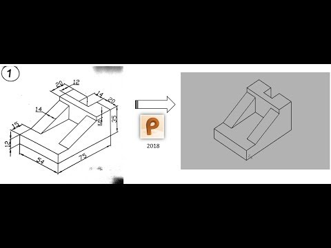How to 3D/2D Modeling, Design Drawing and Drafting Delcam PowerShape and Autodesk PowerShape