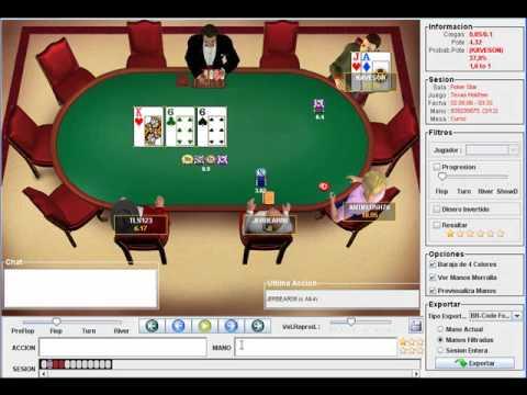 I Seminario de PokerPoquer.com. Outs, odds y porcentajes - Parte 1