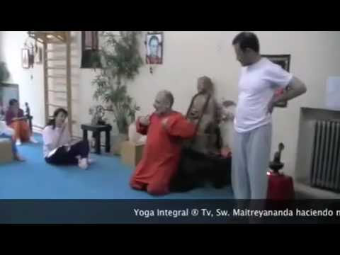 Swami Maitreyananda, Yoga Integral – Makarasana, Hatha Yoga