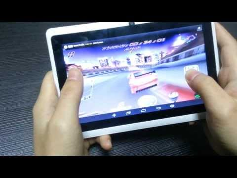 DHgate Allwinner A23 1.5GHz Dual Core Android 4.2.2 Tablet with Mali 400 CPU + 7
