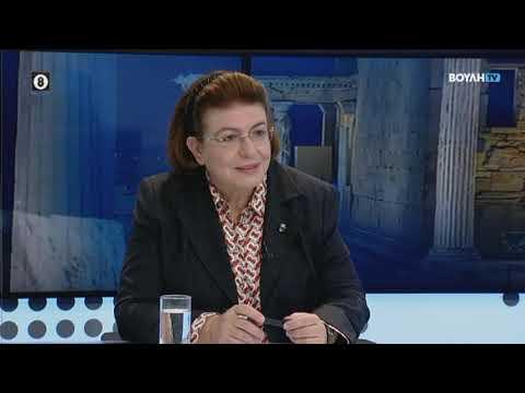 Βουλής Βήμα : Ο Πολιτισμός εν μέσω Πανδημίας (22/10/2020)