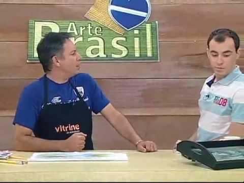 ARTE BRASIL - LUIS MOREIRA (23/01/2012)