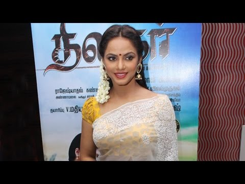 I am happy to be part of Thilagar – Neetu Chandra