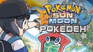 FULL POKEDEX AND ALOLAN FORMS LEAKED! | Pokemon Sun and Moon! by Munching Orange