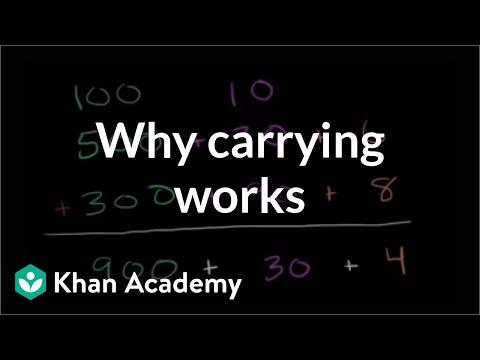 Subtracting decimals: 9.57-8.09 (video) | Khan Academy