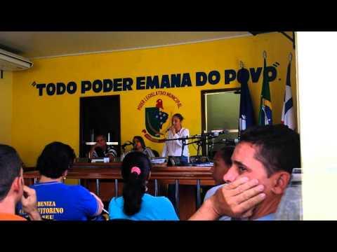4ª PARTE, Câmara de Vereadores, em 10-09-2015, Manoel Vitorino-BA, pedido de cassação do prefeito