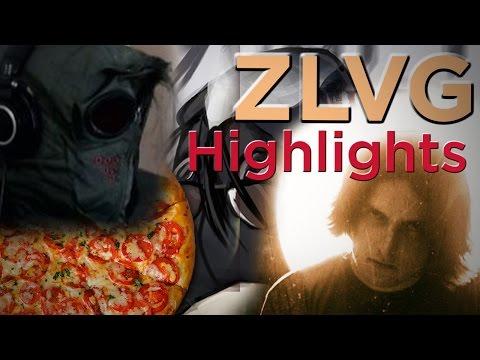 Атакуем Rеvо УЖАСНОЙ пиццей Аниме-сталкер и прочее сумасшествие - DomaVideo.Ru