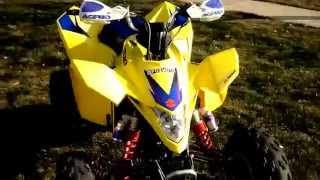 9. 2009 Suzuki Ltz-400 update