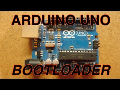 Using an Arduino board and optiLoader How to Linux