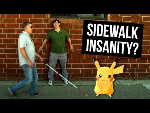 Sidewalk Insanity