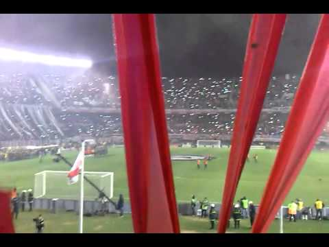 Video - Los Borrachos del tablon.Salida de River. Libertadores 2015.. ante boca. - Los Borrachos del Tablón - River Plate - Argentina