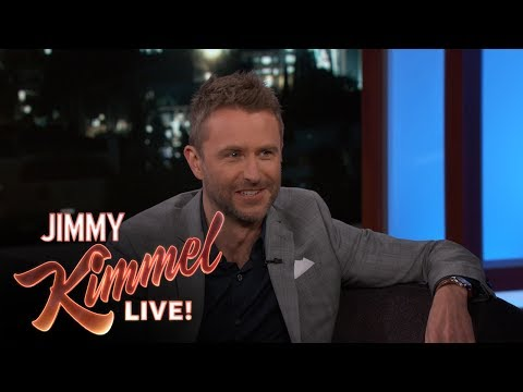 Chris Hardwick on Getting Married and Shows They're Obsessed With