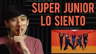 "Video SUPER JUNIOR 슈퍼주니어 'Lo Siento (Feat. Leslie Grace)' MV Reaction | Super Junior ""REPLAY"" Album 2018 MP3, 3GP, MP4, WEBM, AVI, FLV April 2018"