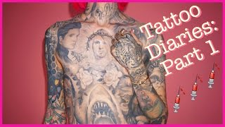 THE JEFFREE STAR TATTOO DIARIES: PART 1