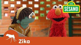 Elmo y el Zika...