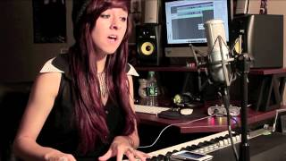 "Me Singing - ""Titanium"" by David Guetta feat. Sia - Christina Grimmie Cover - YouTube"